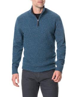 Charlestown Knit, AZURE, hi-res