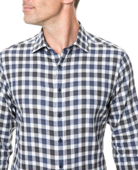 Chatteron River Sports Fit Shirt, MARINE, hi-res