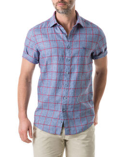 Linfield Shirt/Bluejay XS, BLUEJAY, hi-res