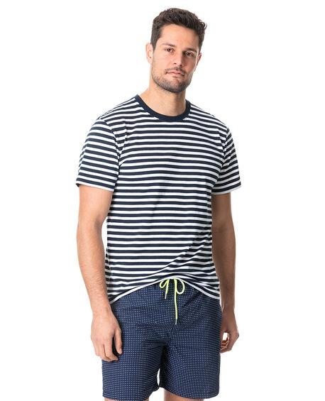 Glenview T-Shirt , MIDNIGHT, hi-res