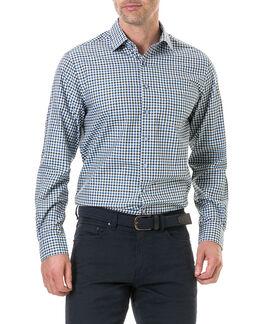 Acheron Flat Shirt/Bluebell XS, BLUEBELL, hi-res