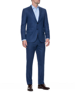 Newbridge Tailored Pant/Eclipse 33, ECLIPSE, hi-res