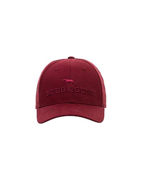 Coronation Drive Cap, MAROON, hi-res
