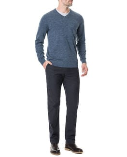 Doves Bay Knit/Denim XS, DENIM, hi-res