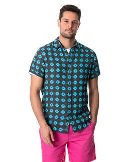 Peninsula Sports Fit Shirt, SEPIA, hi-res