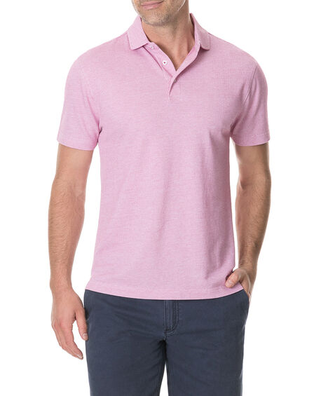 Greta Valley Sports Fit Polo, , hi-res
