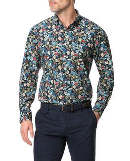 Arundel Shirt/Botanical XS, BOTANICAL, hi-res
