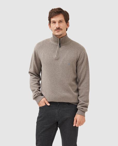 Merrick Bay Knit, ALMOND, hi-res