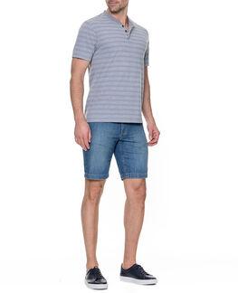 Burnham Sports Fit T-Shirt , DUSK, hi-res