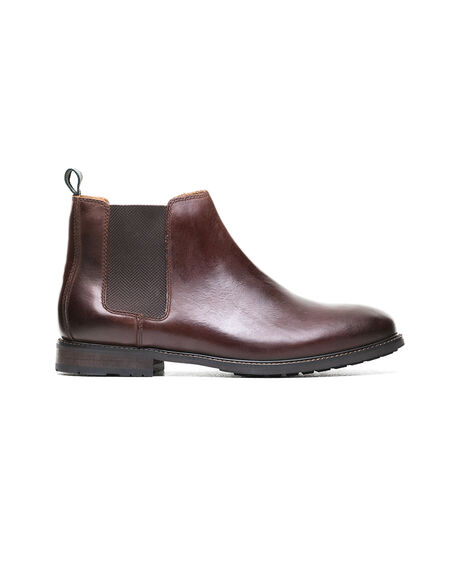 Elmwood Park Chelsea Boot, CHOCOLATE, hi-res