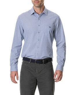 Glenariffe Shirt/Royal XS, ROYAL, hi-res