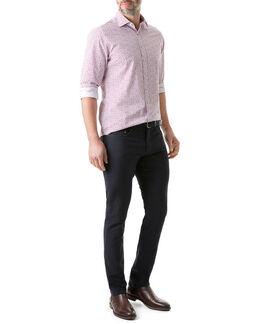 Kennels Lane Sports Fit Shirt/Snow XS, SNOW, hi-res