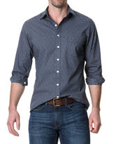 Swinford Sports Fit Shirt, INDIGO, hi-res