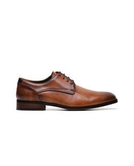 Colombo Street Shoe/Cognac 47, COGNAC, hi-res