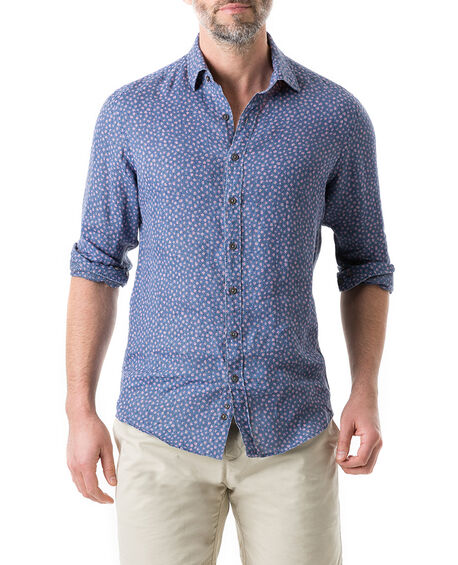 Lawrence Street Sports Fit Shirt, , hi-res