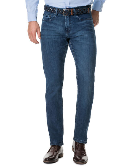 Briggs Straight Jean, DENIM, hi-res