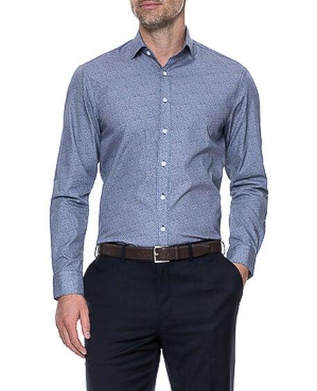 Waithman Tailored Shirt, NAVY, hi-res