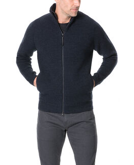 Camerons Track Sweater, MIDNIGHT, hi-res