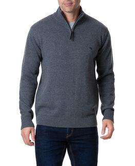 Merrick Bay Sweater, GRANITE, hi-res