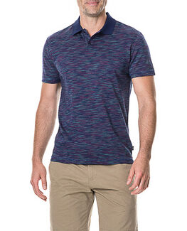 Carnarvon Sports Fit Polo/Navy XS, NAVY, hi-res