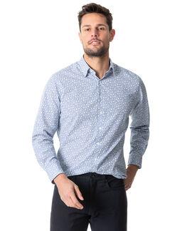 Glenroa Sports Fit Shirt/Azure XS, AZURE, hi-res