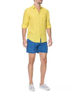 Harris Bay Sports Fit Shirt, SUNSHINE, hi-res