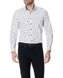 Pinewood Sports Fit Shirt/Snow XS, SNOW, hi-res