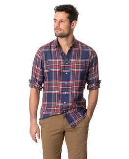 Fairlight Sports Fit Shirt/Indigo XS, INDIGO, hi-res