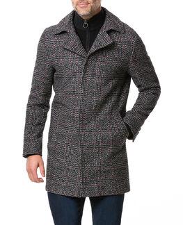 Newstead Coat/Onyx XS, ONYX, hi-res