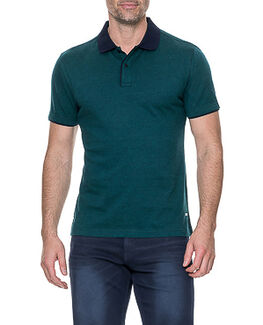 Boydtown Sports Fit Polo/Jungle XS, JUNGLE, hi-res