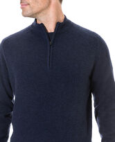 Inverness Sweater, NAVY, hi-res