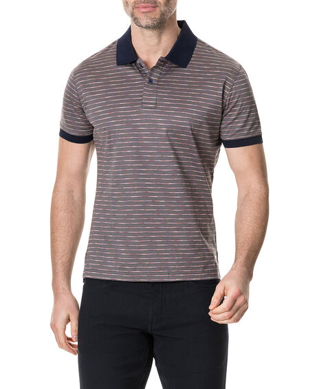 Chesham Sports Fit Polo, DUSK, hi-res