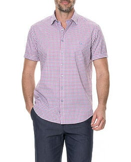 Waterford Shirt/Mulberry XS, MULBERRY, hi-res