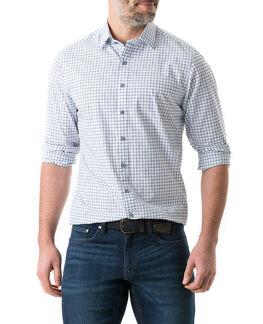 Gowerville Sports Fit Shirt/Snow XS, SNOW, hi-res