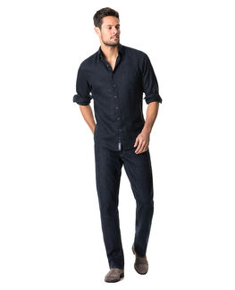 Craigmore Relaxed Fit Jean/Rl Denim 30, DENIM, hi-res