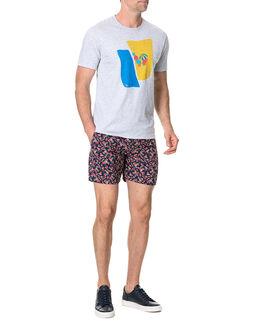 Hat Island T-Shirt /Ash XS, ASH, hi-res