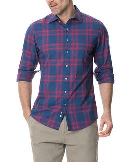 Melland Sports Fit Shirt/Sapphire XS, SAPPHIRE, hi-res