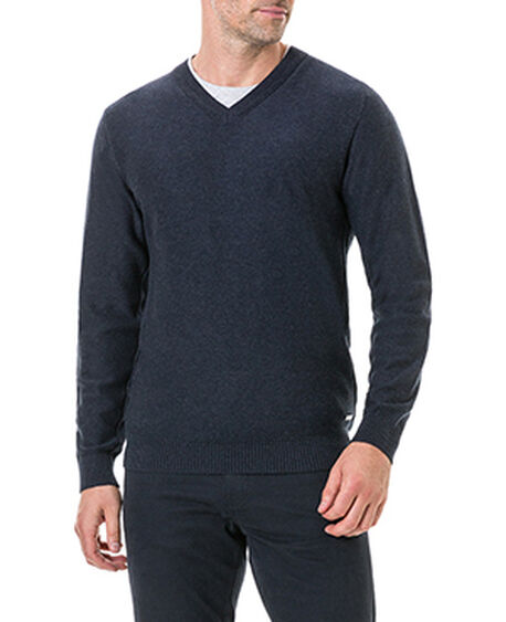 Ridgeview Knit, NAVY, hi-res