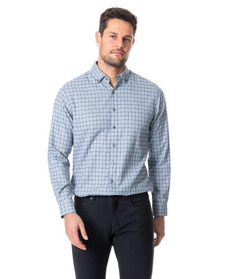 Gammons Sports Fit Shirt, CORNFLOWER, hi-res