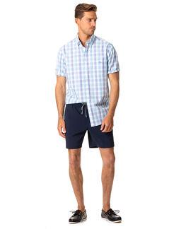 Cheriton Shirt, OCEAN, hi-res