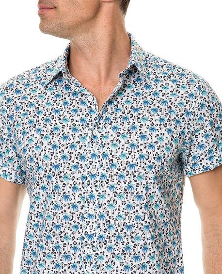 Glenbrook Beach Sports Fit Shirt, SNOW, hi-res