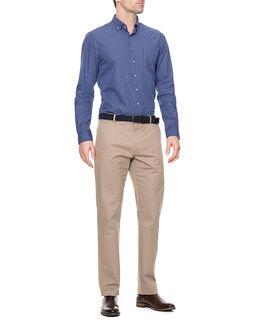 Whitemans Valley Shirt, NAVY, hi-res