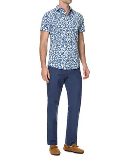 Beaconsfield Straight Pant/Ll Royal 35, ROYAL, hi-res