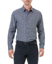 Freys Crescent Shirt, BLUEBERRY, hi-res