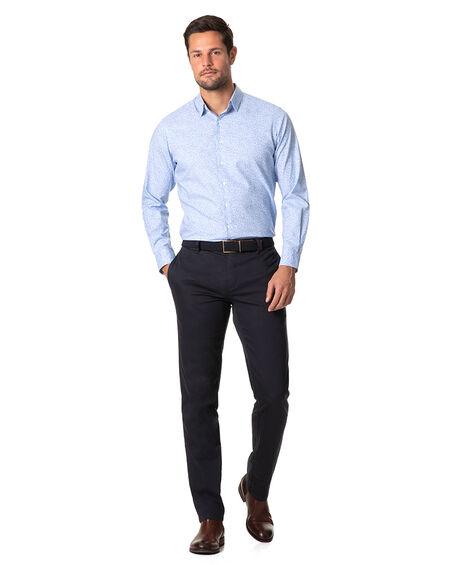 Zingonia Sports Fit Shirt, CORNFLOWER, hi-res