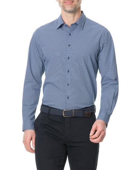 Park Hill Shirt, INDIGO, hi-res