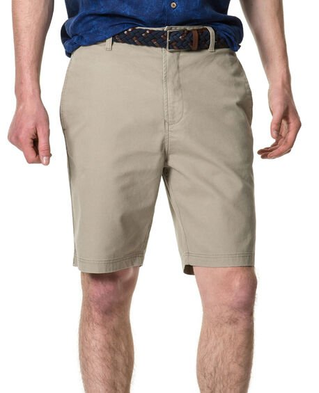 Glenburn Slim Fit Short, TAUPE, hi-res