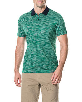 Tay Street Sports Fit Polo/Emerald XS, EMERALD, hi-res