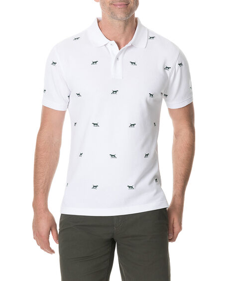Ligar Bay Sports Fit Polo, , hi-res