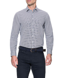 Oak House Sports Fit Shirt, IVORY, hi-res